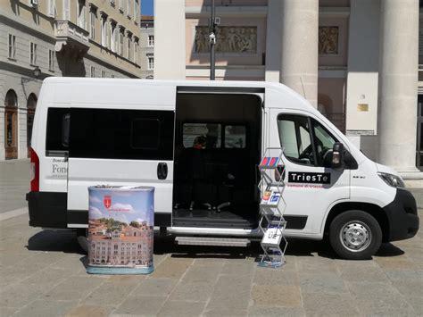 ufficio mobile ufficio mobile comune di trieste gioved 236 il terzo