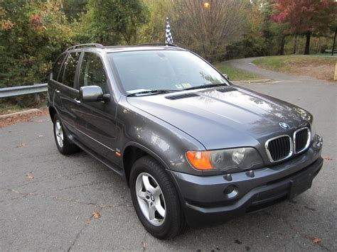 2002 Bmw X5 4dr Awd 3.0i Sport Package Sold (#2208)