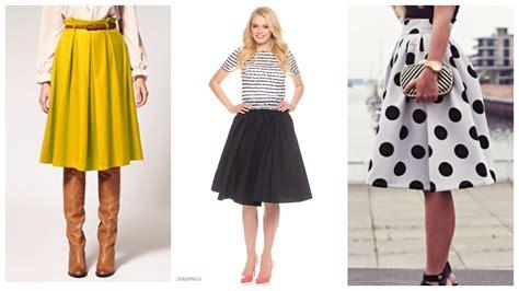 Модные юбки осеньзима 20182019 . фото мода
