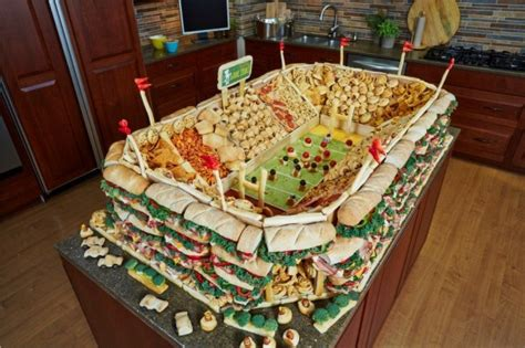 superbowl snacks football finger food sweets eats treats