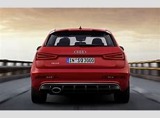 Audi RSQ3 first RS SUV to wear sub$100K price tag