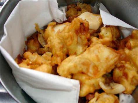 recette de beignet de calamar