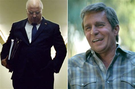 Vice See Christian Bale Dick Cheney First Look