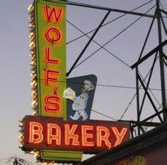 1000 images about Vintage Bakery Neon Signs on Pinterest