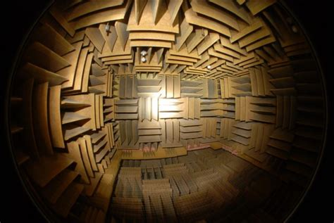 quietest room   world  minneapolis
