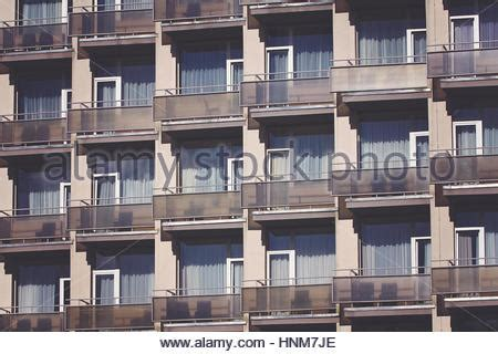building facade  repeating pattern  windows  brick columns stock photo  alamy