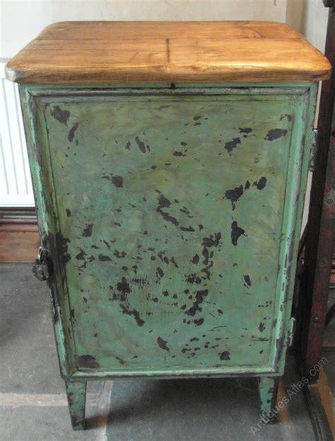 Vintage Metal Kitchen Cabinets Uk by Antiques Atlas Vintage Industrial Metal Cabinet Cupboard