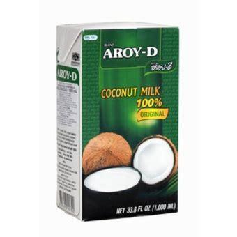 utilisation du lait de coco en cuisine lait de coco aroy d dans noix de coco achetez au meilleur