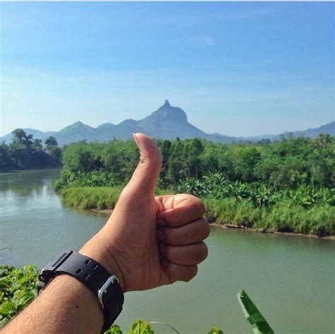 destinasi wisata alam sekitar palembang  wajib