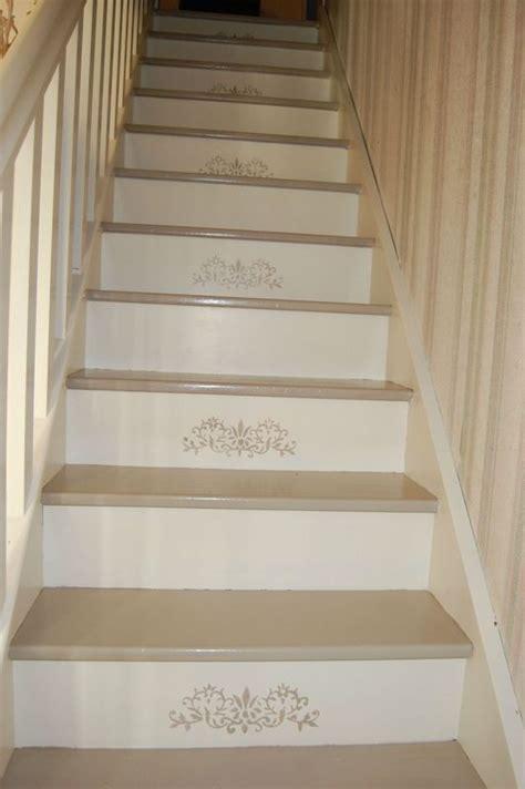 escalier peint 2 couleurs escalier peint 2 couleurs photos de conception de maison elrup