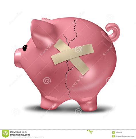Financial Help Stock Images - Image: 19136924