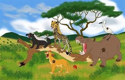 Lion Guard Roar Deviantart Fuli Hear Ryk