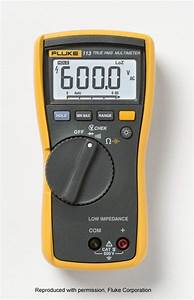 How To Use A Multimeter To Measure Voltage  Current And