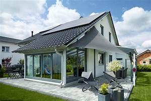 Bungalow 200 Qm : einfamilienhaus mit wintergarten ma geschneidert modell sonnenh gel ein fertighaus von ~ Markanthonyermac.com Haus und Dekorationen