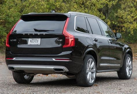 Volvo Xc90 Picture by 2019 Volvo Xc90 Engine High Resolution Picture New Car News