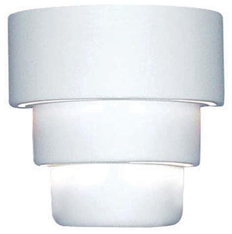up 10 quot high ceramic outdoor wall light modern