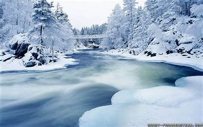 Winter Landscape Wallpapers Landscapes Desktop Crazy Scenery