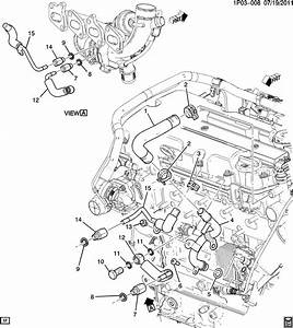 2004 Chevy Venture Coolant Diagram