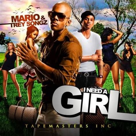 girl mixtape  trey songz mario hosted