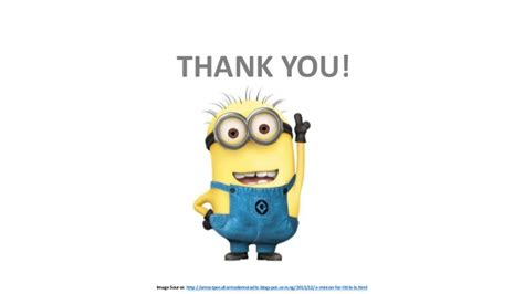 Minion Thank You Clipart & Clip Art Images #3178 Clipartimagecom