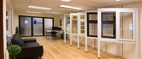 double glazing showroom chigwell essex homeglaze
