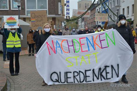 Einer unserer kunden hat vor kurzem aufwändig getestet: Glockengeläut übertönte die Querdenker-Demo in Dorsten ...