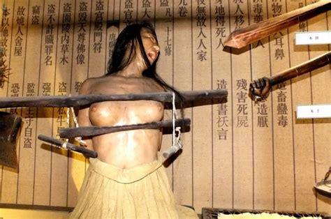 Photos Horrifying Ancient Torture Methods Exhibition Opens In Jiangsu Thatsmags Com