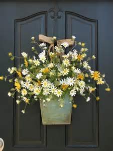 Country Cottage Front Door Wreath