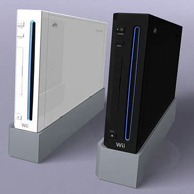 3d Ds Console by Nintendo Wii Console 3d Cgtrader