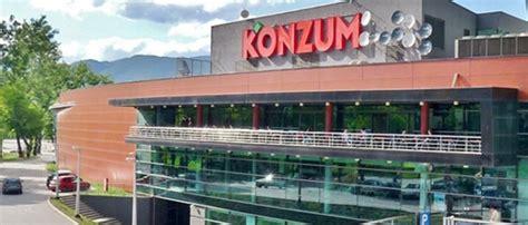 Konzum seli iz najvećeg trgovačkog centra u Zenici ...