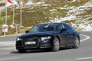 Audi A7 2018 : spyshots 2018 audi a7 chassis testing mule seen for the ~ Melissatoandfro.com Idées de Décoration
