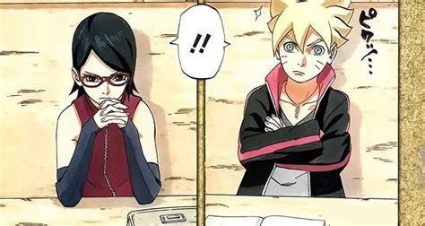 Não Sei Se Quero Ler O Mangá Do Boruto, O Filho Do Naruto