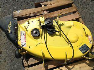 Deere Stx38 Yellow Deck by Deere L Series 48 Complete Mower Deck La130 La140
