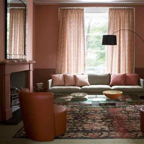 terracotta room ideas living room with terracotta floor