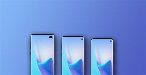galaxy s10 lineup s detailed hardware specs sheet leaked and it reveals the high end 12gb ram