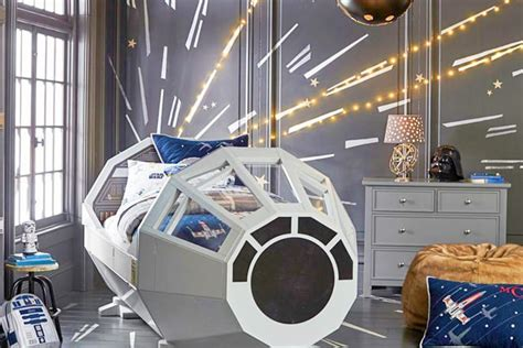 Holy Chewbacca! Check Out This Star Wars Bed!