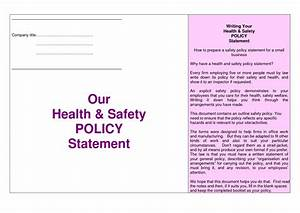 Hse Health And Safety Policy Template Safety Policy Statement Examples Pictures To Pin On Pinterest PinsDaddy