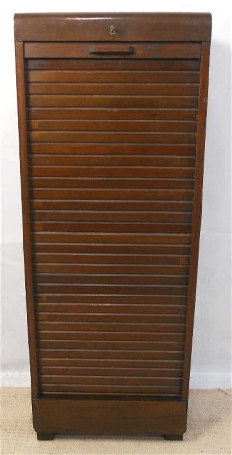 roller shutter filing cabinet  sellingantiquescouk