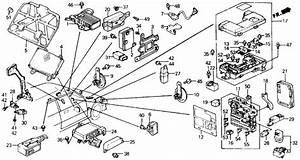 1988 Honda Civic Fuse Box Diagram