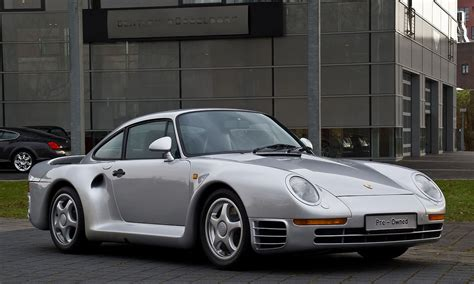 Beliebteste Supersportwagen Der Welt Studie by Porsche 959