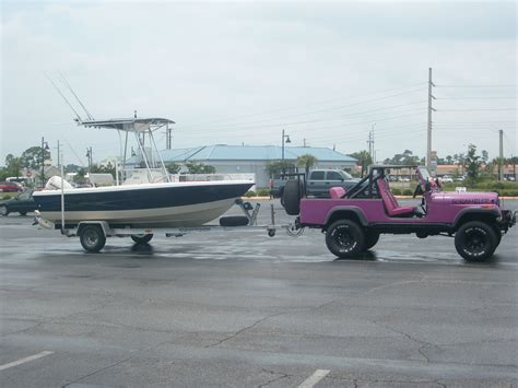 Tow A Boat With Jeep Wrangler Unlimited by Jeep Wrangler Unlimited 4 Door Page 2 The Hull