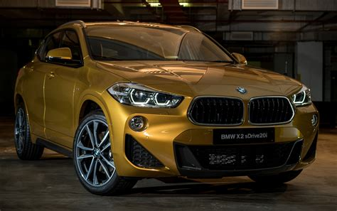 F39 Bmw X2 Launched In Malaysia  Sdrive20i, Rm321k