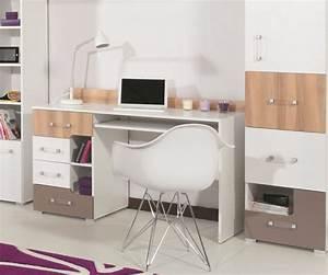 Bureau Pour Ado : bureau pour enfants puzzle bureaux pour adolescents design ~ Nature-et-papiers.com Idées de Décoration