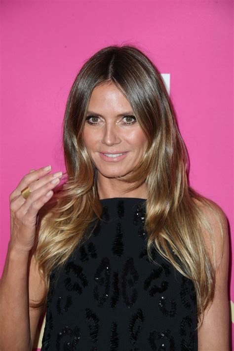 Heidi Klum Billboard Women Music