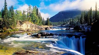 Summer Wallpapers Cool Nature Mountain River 1080p