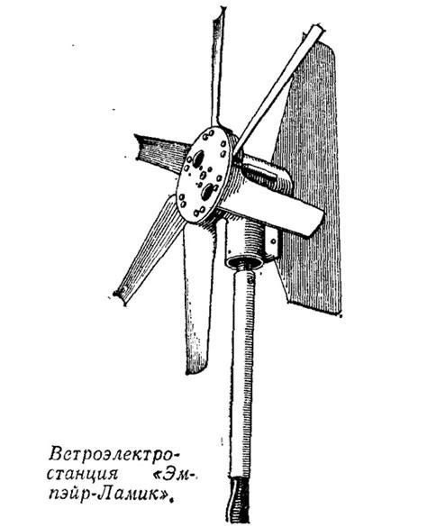 Ветрогенераторные электростанции ВЭС . Ветровая электростанция