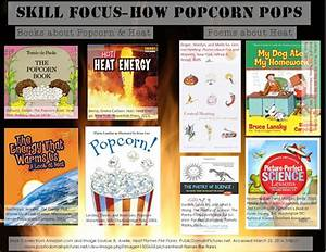 Poetry For Children  Science   Poetry   How Popcorn Pops