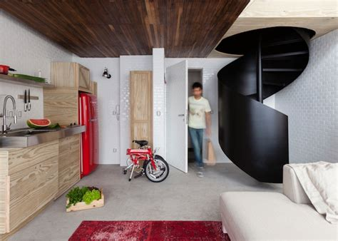 This 380 Square-foot Apartment Actually Feels Spacious