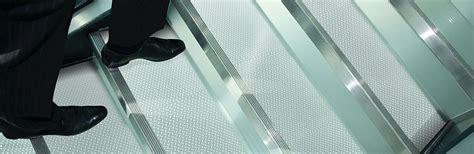 anti slip glass walker textures