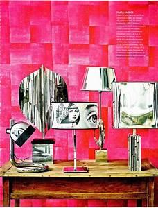 Designers Guild Deutschland : designers guild piastrella wallpaper as seen in architectural digest spain lamps pinterest ~ Sanjose-hotels-ca.com Haus und Dekorationen